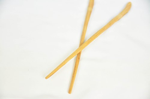 Olive wood tableware chopsticks _ _ fair trade