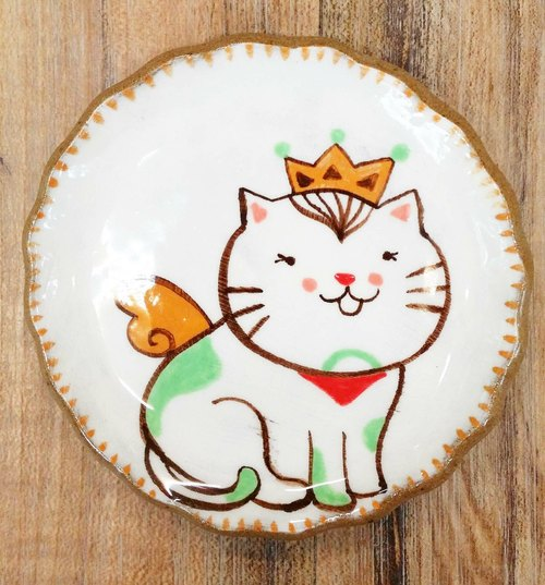 Angel cat ✖ animal discs