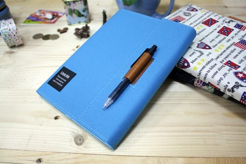 B6 / 32K leather dash Personal Letters of the pen holder (96)