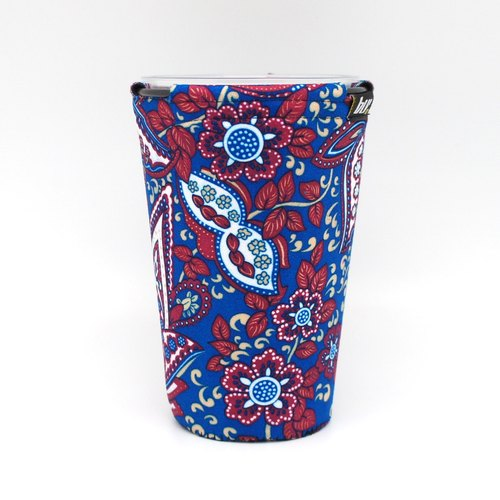 BLR Drink caddy [ Purple Pattern ] WD21