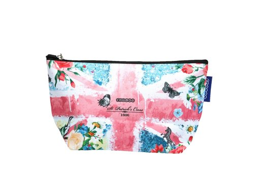 COPLAY  cosmetic bag-England roses