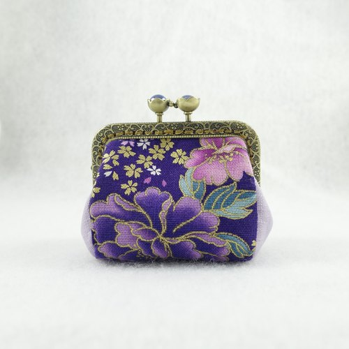 Peony purse mouth gold package