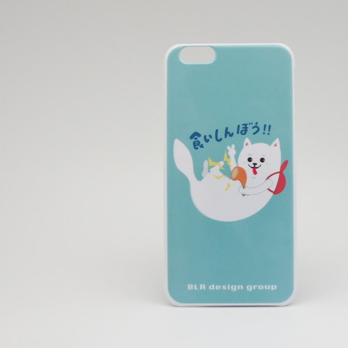 BLR iPhone5/5s/6/6Plus phone case Zhi [ Spitz ]