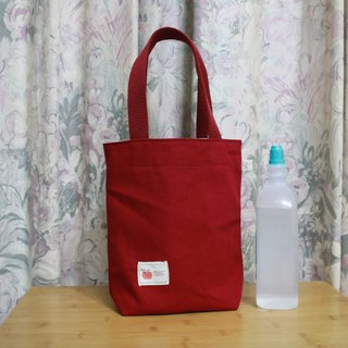 Tote bag running everywhere (long version) (small, S-size)