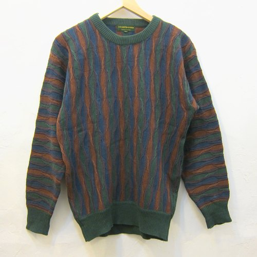 ❄ ❄ neutral twin vintage knit sweater national wind