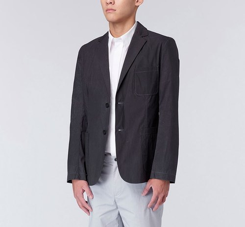 CA Hybrid Blazer thin wax jacket