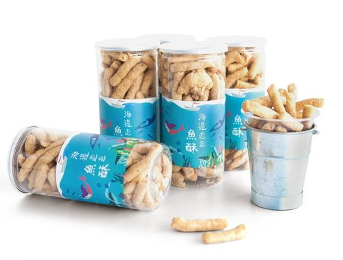 Fresh fish bone Crisp (10 cans group)