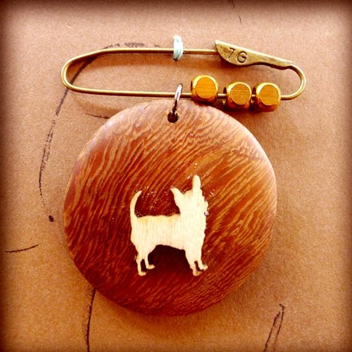 Dogs love wooden pins -D models