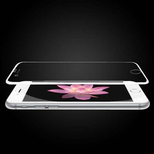 "[Plus] shopping district ""third generation steel film White Lotus"", iPhone 6S, invulnerability, magic body care / 9H"