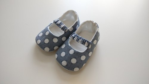 Fashion doll shoes gray baby shoes baby shoes