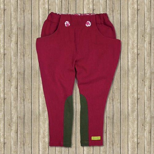 Harlan Knight breeches - pink