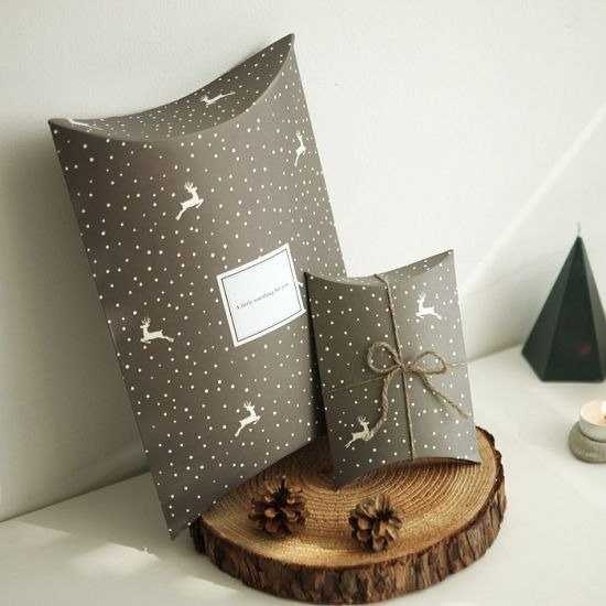 Dailylike party pillow gift box group L-05 Rudolph, E2D33266
