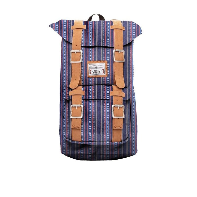 RITE | Travellers' package - Okinawa ethnic | after the original removable backpack