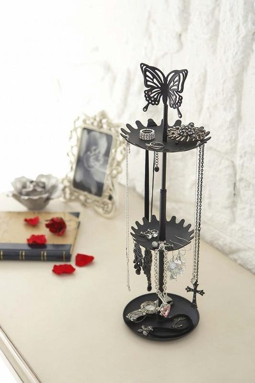 Japanese jewelry decorative tower (butterfly)