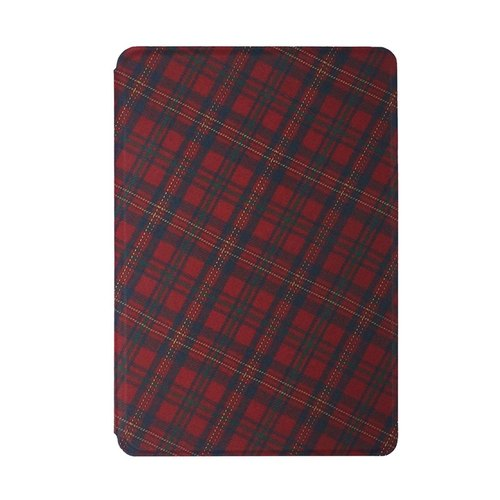 Tartan College Red iPad Mini Cases