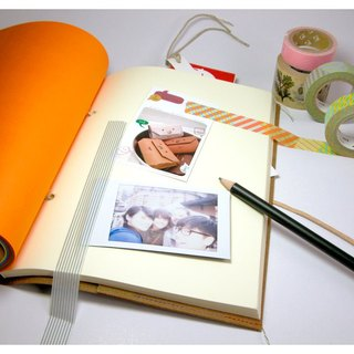 [anymore] A5 color notebook - A5 Colorful Notebook II