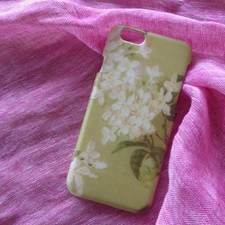 Liberty iphone6 ​​case (Archive lilac)