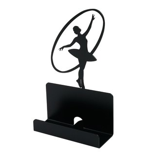 [OPUS East Qi metalworking] Continental Iron card holder / office diastolic pressure of small objects / healing system gift of choice / birthday gift / girls utility (ballet)