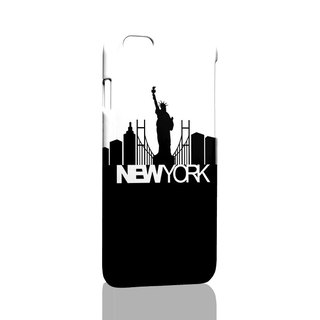 Black and white New York ordered Samsung S5 S6 S7 note4 note5 iPhone 5 5s 6 6s 6 plus 7 7 plus ASUS HTC m9 Sony LG g4 g5 v10 phone shell mobile phone sets phone shell phonecase