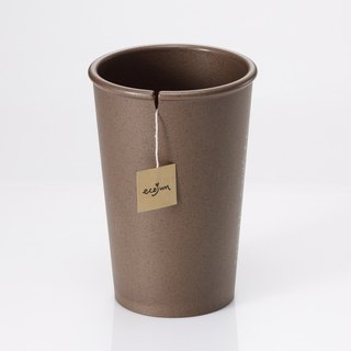 Ecojun Original green original Green series - environmentally friendly materials accompanying cup - brown