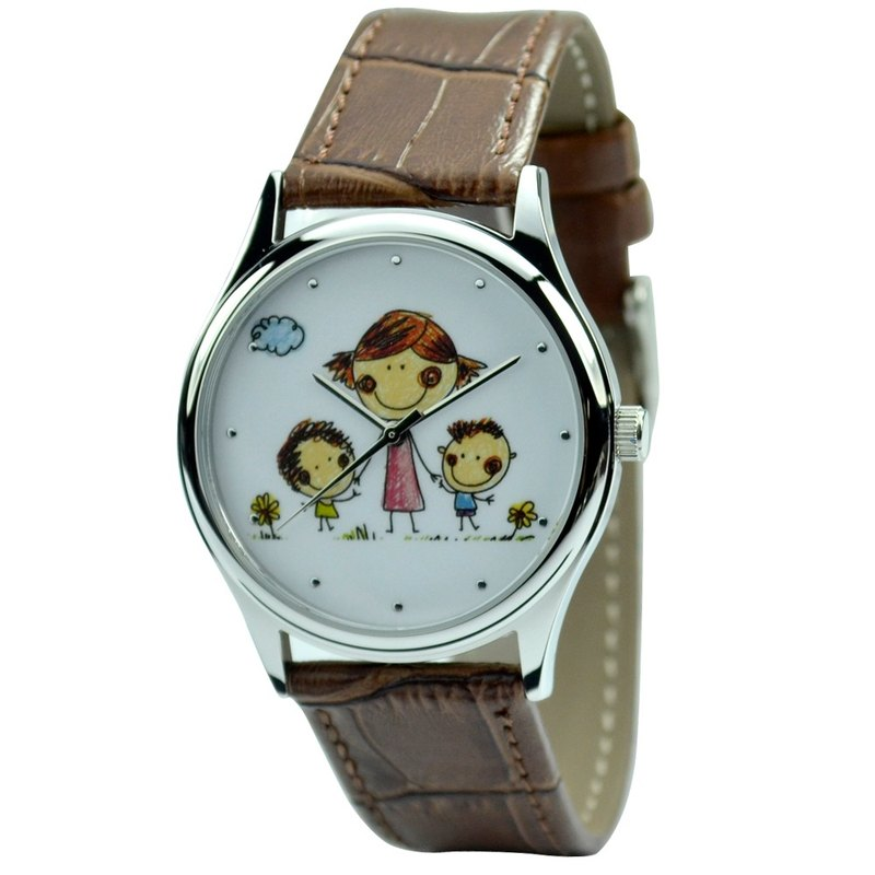 Mother's day - Custom made watch - Free shipping
