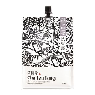 Tea Seed Church Mallow Feng Ying Shampoo Supplement Pack 1L
