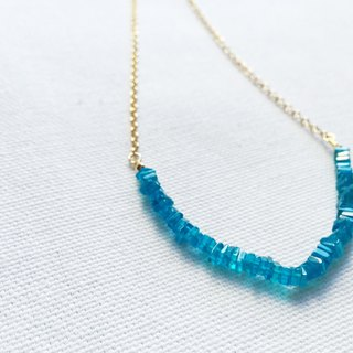 |: GS1-003 natural stone necklace: |