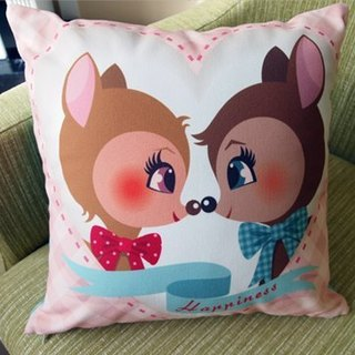 I love Bambi pillow