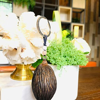 Sudden (key ring series) Foxtail coconut - insight