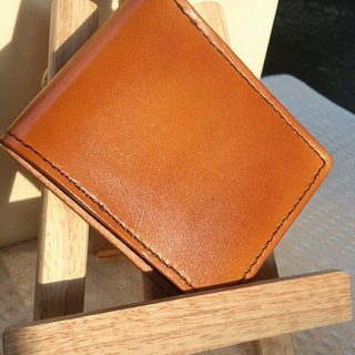 [Ghost] custom hand-sewn cloth wallet