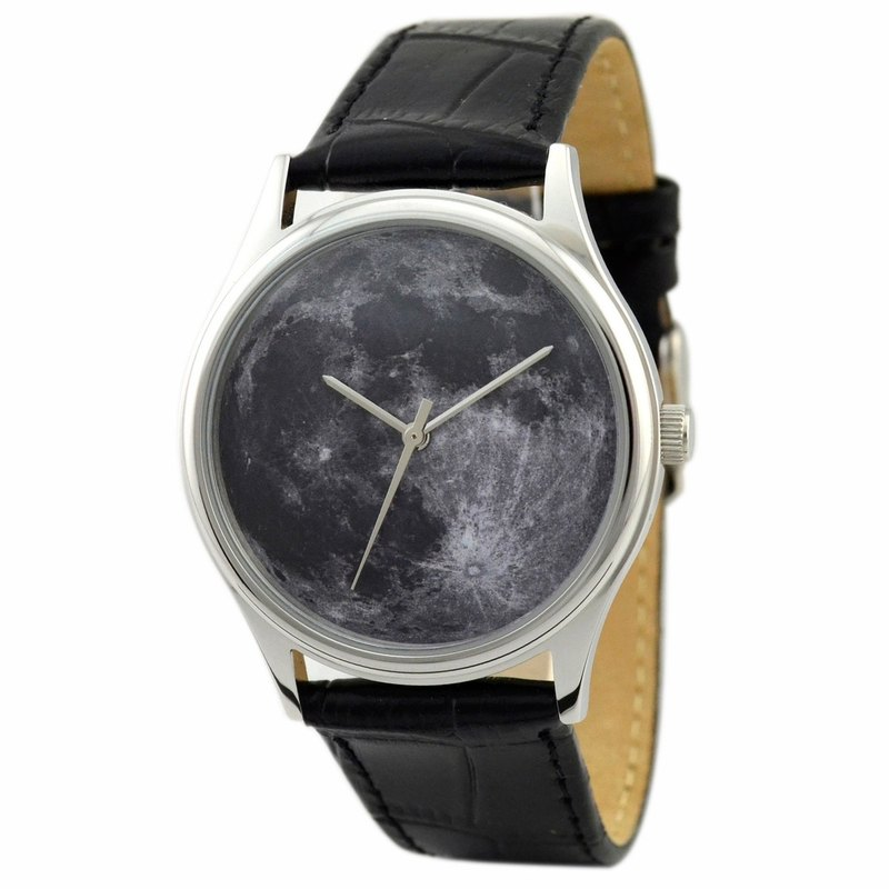 Moon Watch Men Watch Women Watch Free Shipping Worldwide