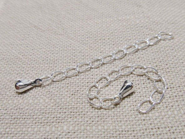 Product - 925 sterling silver extension chain / long chain (do not order separately)