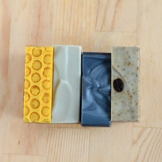 4 Bars of Handmade Soap – Pick any 4 bars,Gift Set, Gift for friends