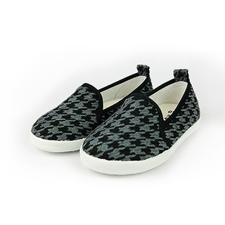 """Baby Day"" totem classic houndstooth paternity shoes / calm gray shoes paternity shoes"