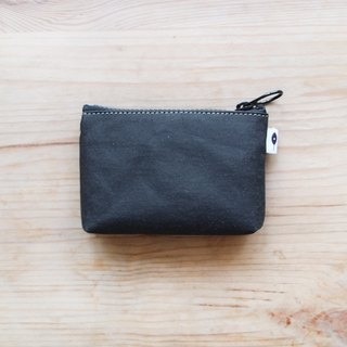 Black Small Coin Purse