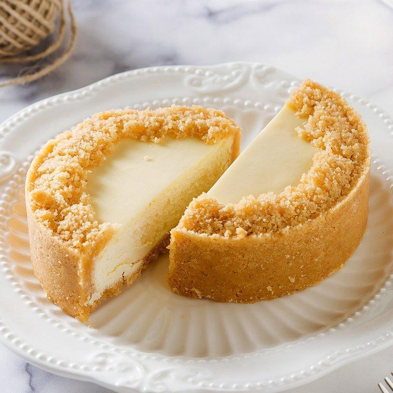 艾波索【無限乳酪4吋】蘋果日報蛋糕評比雙冠軍