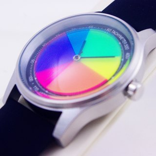 Variety rainbow watch