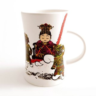 Mazu Paul Bailey discoloration Cup