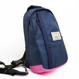 火柴木設計 Matchwood Hunter Shoulder Bag 單肩後背包 側背包 斜背包 腳踏車包 海軍藍桃紅