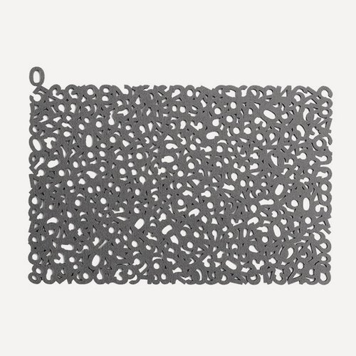 Little Factory digital placemats · Gray · four
