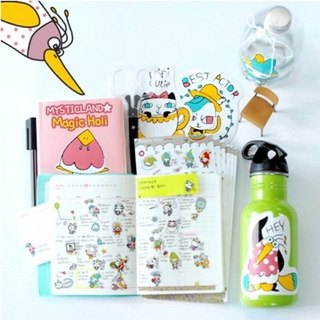 Magic Holic Sticker Set (6 in), E2D94357