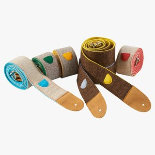 Bird Strap Handmade Linen Wool Guitar Accessories