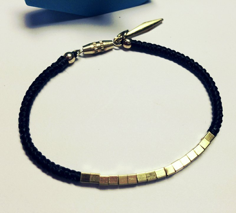 BRIC dream. Brass anklets ◆◆ Sugar Nok ◆◆