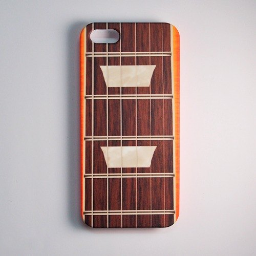 SO GEEK phone shell design brand THE GUITAR GEEK guitar carry paragraph G