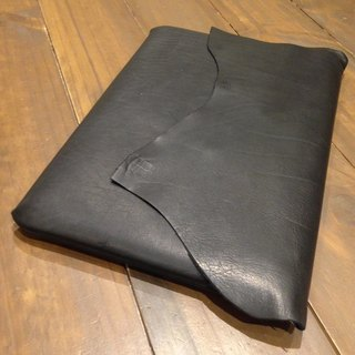 Handmade mac laptop sleeve