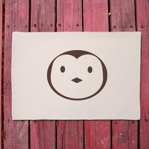 Little Penguin interesting cultural and creative style picnic placemat