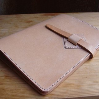 ISSIS - A5 hand-stitched loose-leaf notebook
