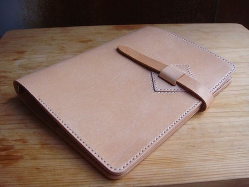 [ISSIS] A5 handmade and loose-leaf notebook PDA