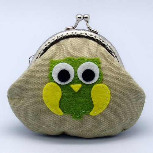 Small clutch / Coin purse (S-174)