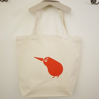 Kiwi bird canvas bag - King